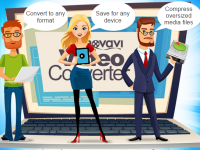 Converting University Project Videos with the Movavi Video Converter Review