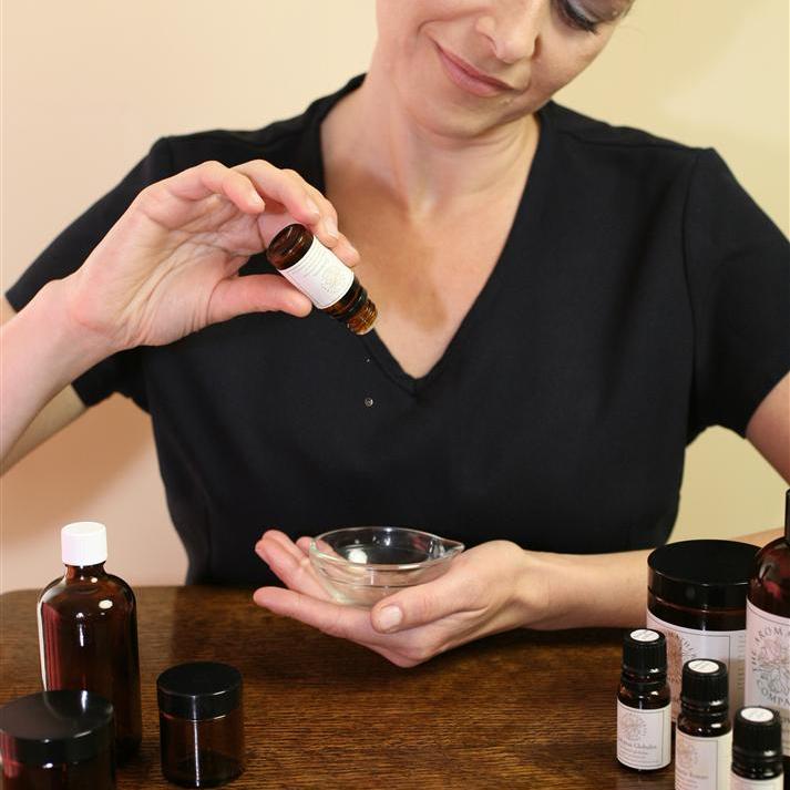 teaching aromatherapy treatments