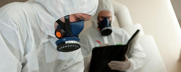 Job as an Asbestos Surveyor