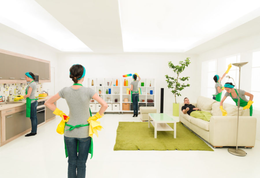 The advantages of Getting a House Cleaning Service
