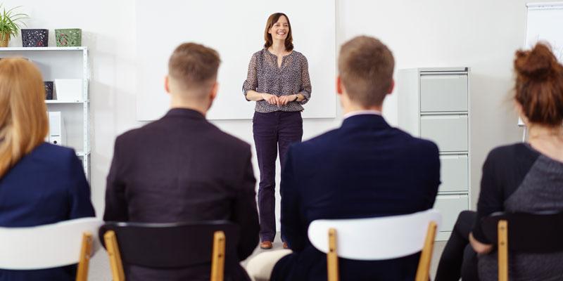 The advantages of Presentation Skill Training