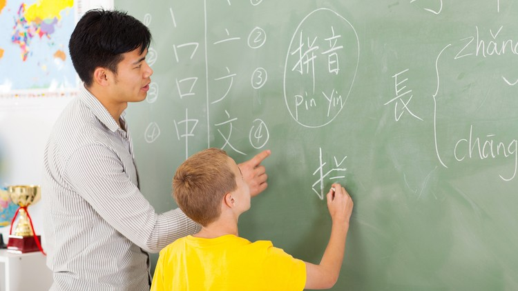 How to begin Learning Chinese