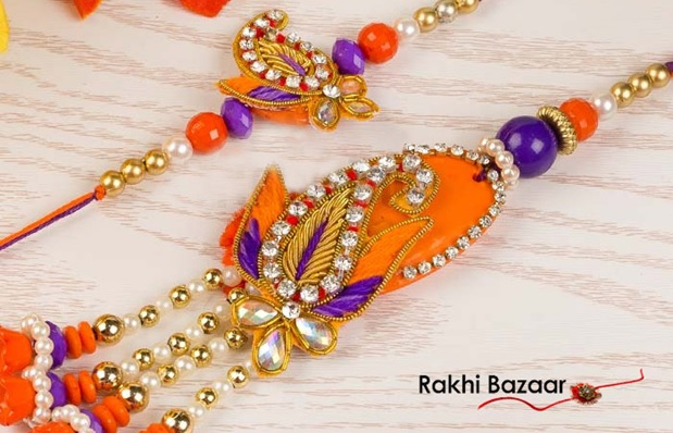 What are Advantages of Ordering Rakhi Online from Rakhibazaar.com!!