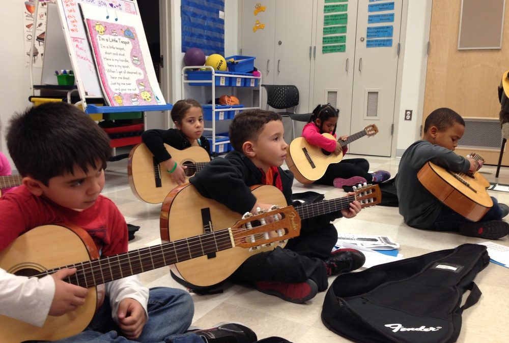 How to choose the best music classes for kids?